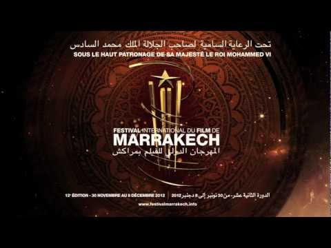 Spot Festival International du film de Marrakech 2012