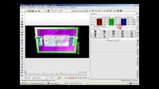 Урок 3 Панель ''свойства'' ч.2 в Aurora 3D Animation Maker