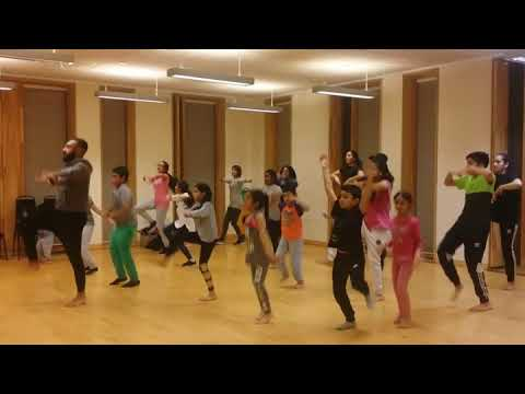 Truck Union by Surjit Khan - wolves bhangra academy
