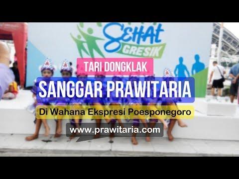 Tari Dongklak - Sanggar Prawitaria - Car Free Day WEP Gresik