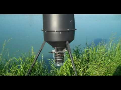 Fish and Game Feeder by Outdoor Water Solutions