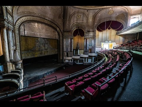 ABANDONED OPERA THEATER