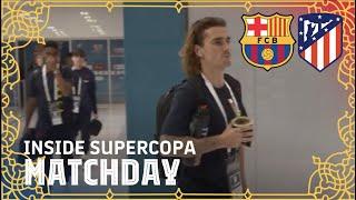 Barça 2-3 Atleti | INSIDE SUPERCOPA #3