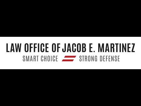 Denver DUI attorney Jacob E. Martinez discusses why he is the smart choice for your Colorado DUI case.