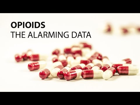 Opioids: The Alarming Data