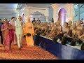 President Kovind inaugurates Mahamastakabhisheka Mahotsav 2018 of Gommateshwara Bhagwan Sri Bahubali