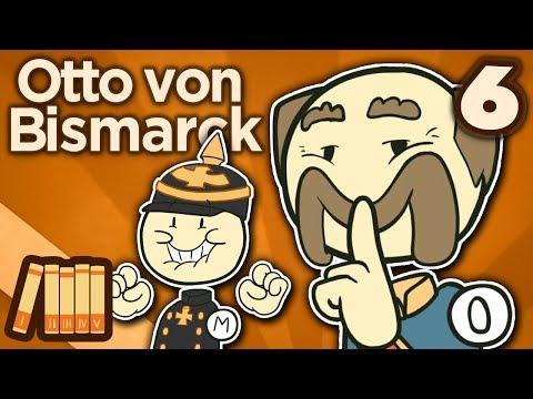 Otto von Bismarck - Germany! - Extra History - #6