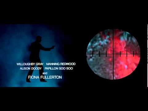 James Bond 007 A View to a Kill Title Sequences
