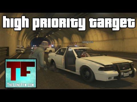GTA Online: High Priority Target Part 1