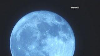 Full Moon in Motion
