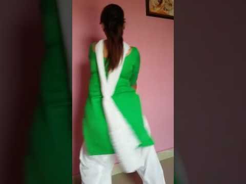 Punjabi Song Te Kudi Da Dance