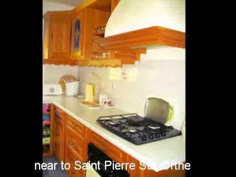 Property For Sale in the France: near to Saint Pierre Sur Or
