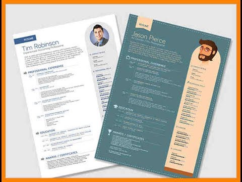 Download Some Popular Word File Resumes Format Are 100% Free