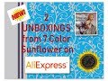 **NEW** Unboxing 2 Diamond Paintings from 7 Color Sunflower - Van Gogh Style