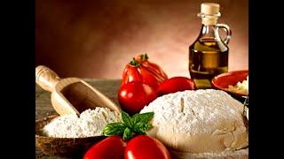 Рецепт теста итальянской пиццы
