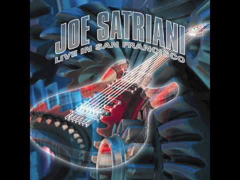 Joe Satriani - Live San Francisco (full album)