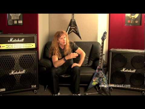 Dave Mustaine Interview Part 1