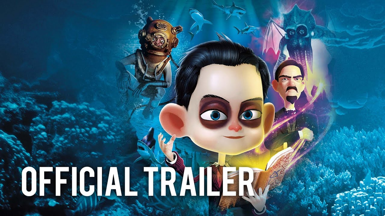 Download Howard Lovecraft  and the Undersea Kingdom OFFICIAL TRAILER (2019) Ron Perlman, Mark Hamill