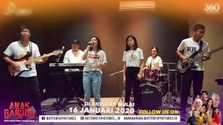 Challenge Cover Lagu Anak Garuda By Coklat