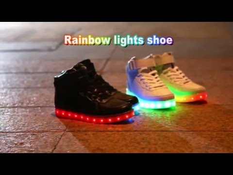 2016 Light Up Dancing Shoes Review-Gogiftpro