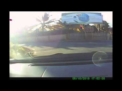 Mauritius Police: red light?