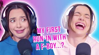 Sharing our FIRST CELEBRITY CRUSH & MORE 😅  | Twin My Heart The PODCAST w/ The Merrell Twins