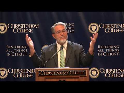 Scott Hahn | Holy Fathers: Divine and Human