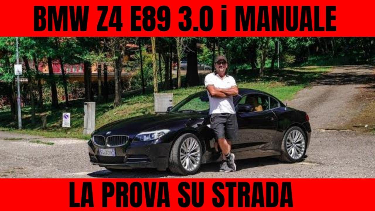 BMW Z4 3.0i | La prova su strada | Auto STREPITOSA