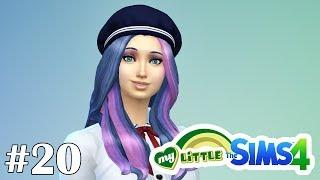 Делаем Бон Бон - My Little Sims (Кантерлот) - #20