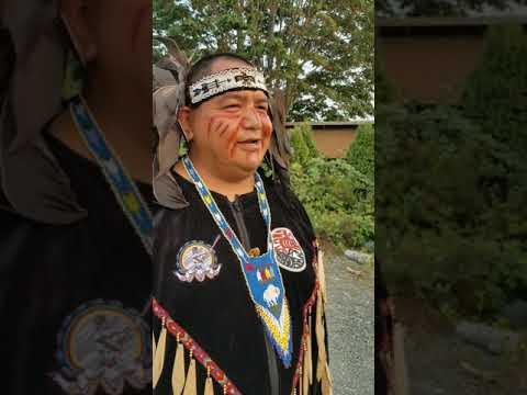 Charlie George Interview - Tribal Journeys