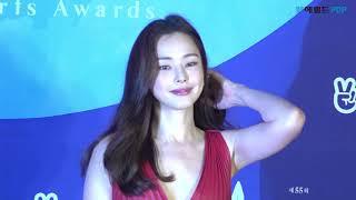 [POP영상]김혜수X이하늬X한지민, 여신들의 드레스열전…
