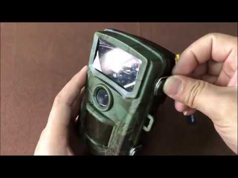 TOGUARD H40 Trail Camera Quick Start And Configuration