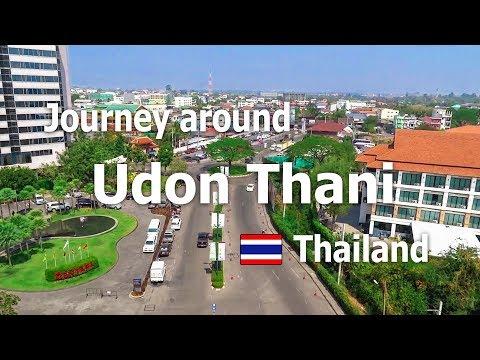 Journey around Udon Thani Thailand, 2016 movie