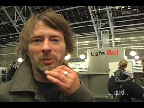 Radiohead's Thom Yorke Magically Appears At Climate Talks