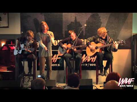 Cage the Elephant  Back Against the Wall acoustic