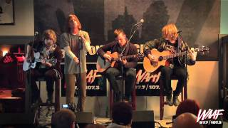 Cage the Elephant - Back Against the Wall (acoustic)