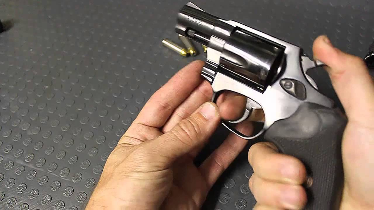 Rossi R351 38 special +P Budget Revolver ZRUS