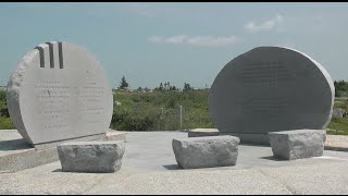 NOT FORGOTTEN -  THOSE LOST ON SWISSAIR 111, near PEGGY