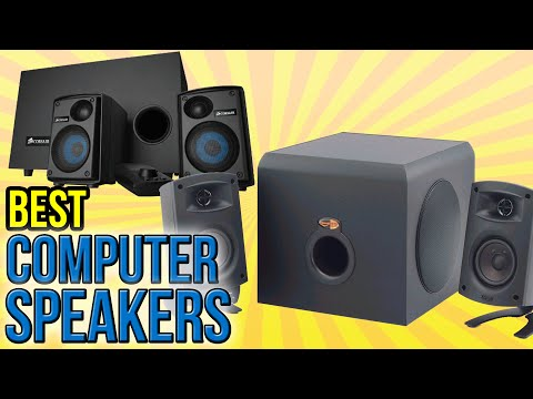 10 Best Computer Speakers 2016