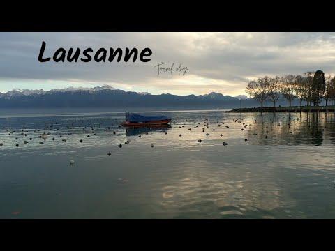 TWO DAYS IN LAUSANNE | SWITZERLAND