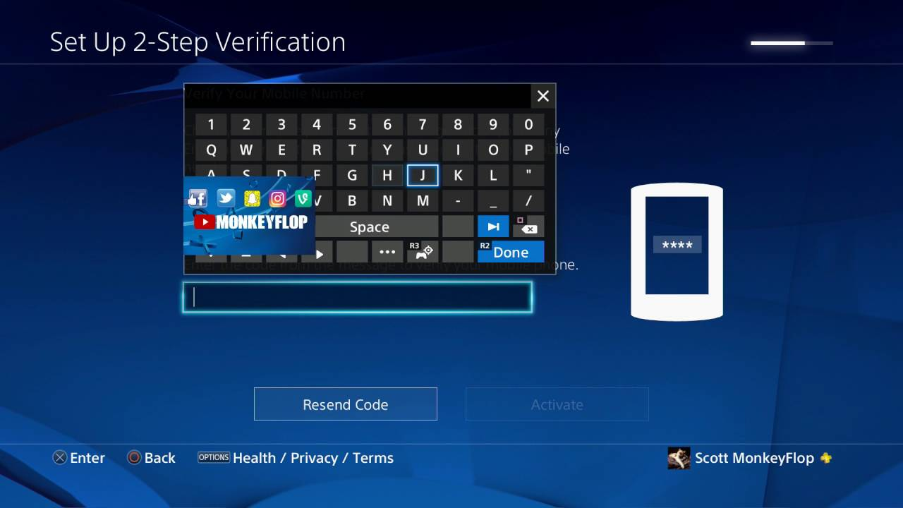 How To Ps4 2 Step Verification For Psn Accounts Ps4 Ps4 Vita Psp Ps