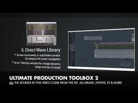 Ultimate Production Toolbox 2 - Trap Kontakt Instruments, DirectWave  Library, Drum Samples & More!
