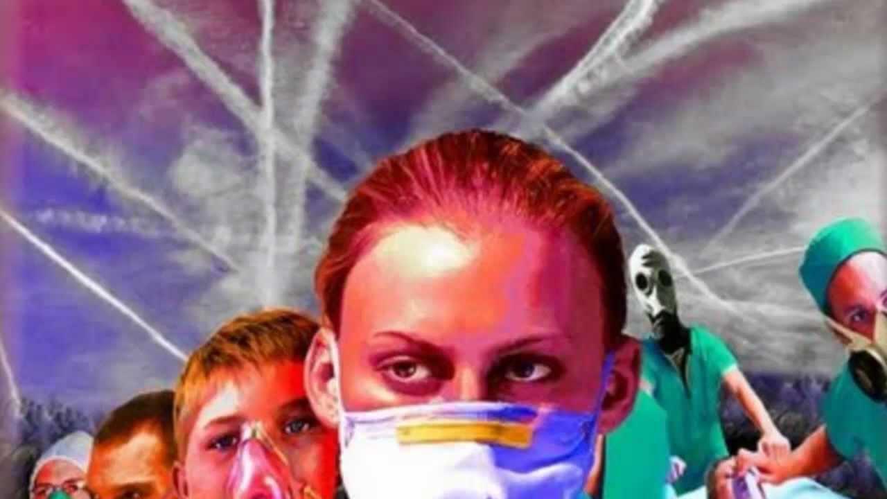 Resultado de imagen para envenenados por chemtrails