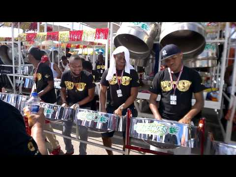 """""""Like Ah Boss"""" / BP Renegades Steel Orchestra / International Panorama Competition"""