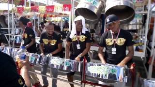 'Like Ah Boss' / BP Renegades Steel Orchestra / International Panorama Competition