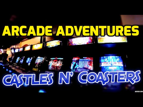 Arcade Adventures: Castles & Coasters Phoenix AZ 2015 (HD)