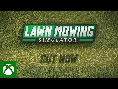 Lawn Mowing Simulator | OUT NOW