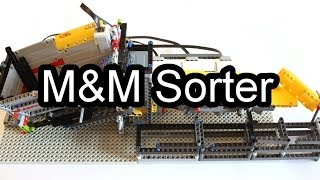 Mindstorms Ev3 Color Ball Sorter