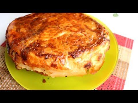 Bakina kuhinja -  brza gibanica sa pavlakom izuzetno dobar recept