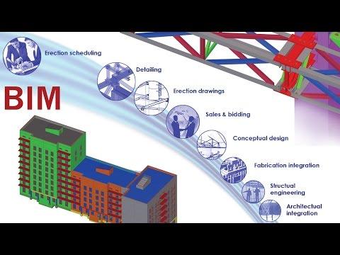 BIM Structural design by DESCON. Residential building, Kazachstan